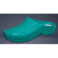 Clogs: SW-K014 A E - Green