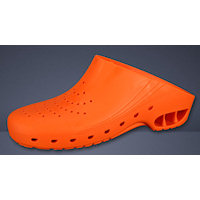 Clogs: SW-KO37 A E SRB - perforated Orange