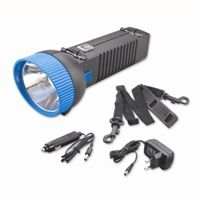 SuperLite LED Focusable LED flash cannon with extensive accessories (up to 1200 m)