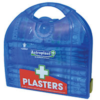 1007009 Piccolo Blue Detectable Plaster Kit