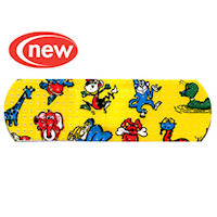 1211068 Kids Waterproof Plasters