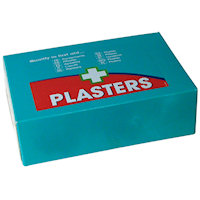 1213063 Blue Detectable Plasters