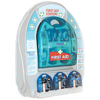 4210045 Small First Aid Station, Ideal for your first aid room or designated area