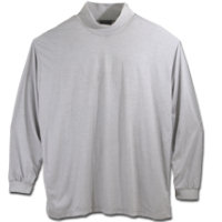 Tops: WR-278UK65 6.5 oz Ultra Soft Knit Turtleneck