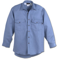 Tops: WR-288ID-70 7 oz Indura Long Sleeve Utility Shirt