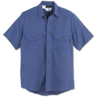 Tops: WR-295BC45 4.5 oz Comfort Blend Short Sleeve Utility Shirt