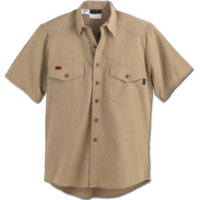Tops: WR-295NX45 4.5 oz Nomex IIIA Short Sleeve Utility Shirt