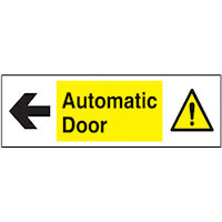SKU122 automatic door - left