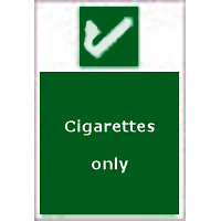 Smoking Regulations : SKU1319