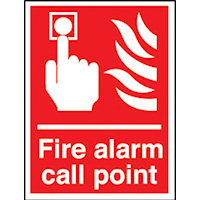 SKU339 fire alarm call point
