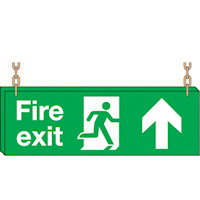 SKU512 fire exit up