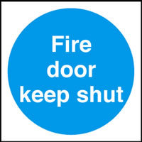 SKU669 fire door keep shut