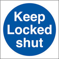 SKU671 keep locked shut