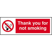 Smoking Regulations : SKU7034