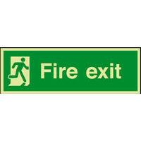SKU823 fire exit