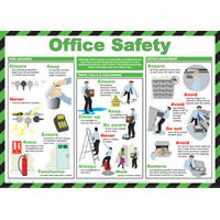 SKU9002 Office Safety Poster