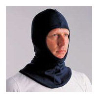 Flash Hoods: Flash hood 1 Double layer balaclava style flash hood from Nomex