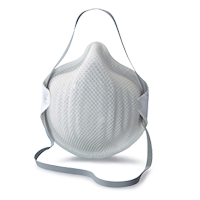 Face masks for Dust / Mist / Fume : Classic Series (Non valved)