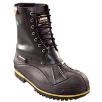 RW-106 Industrial strength boots with replaceable liners, Steel toe, ASTM/CSA, Waterproof