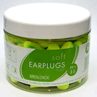 disposable earplugs from moldex