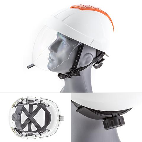 E-MAN 4000 Quality helmets designed for specialist work