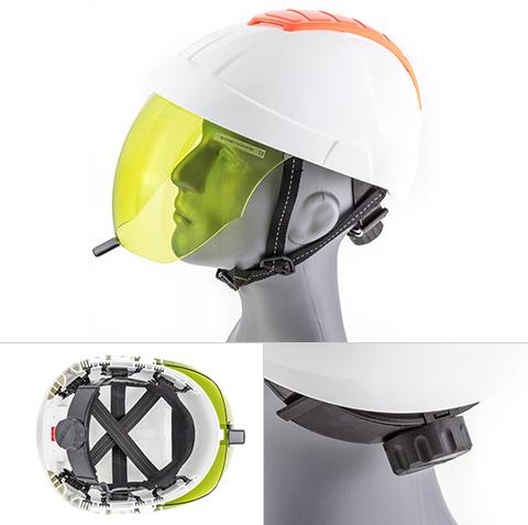 E-MAN 7000 Quality helmets designed for specialist work