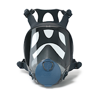 9000 Series 9000 - Extremely Lightweight Full Face Mask - fulfills class 2 requirements