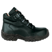 Heat / Welders safety shoes: CFR-K2 S3 HI HRO SRC
