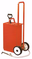 15-1304 25 ltr dispensing trolley & pump