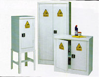 Hazardous Substances Cabinets : 31-1159