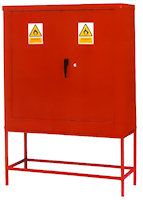 31-1173 Double door flammable liquid cabinet