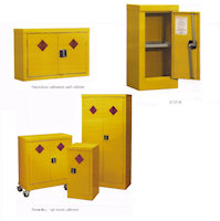 31-1175 Hazardous Substance Cabinet