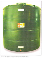 31-1418 5000 ltr vertical bunded oil storage tank