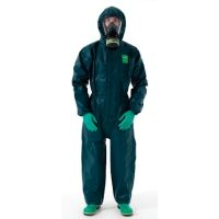 Disposable Clothing: MICROCHEM 4000 Coverall Type 3, 4, 5, EN14126, EN1073-2 Class 1, EN1149-5