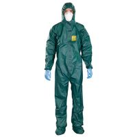 Disposable Clothing: MICROGARD 2300 Ts Plus Coverall Meets Type 4, 5, 6, EN14126, EN1073-2, EN1149-5
