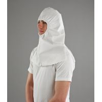 Disposable Clothing: Hood Balaclava style, anti-static