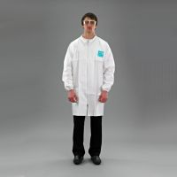 Disposable Clothing: Lab coat Model 209, Anti-static