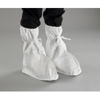 Disposable Clothing: Overboots Model 407, PVC Anti-slip sole, Anti-static