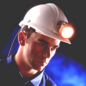 Safety Helmets : The Miner