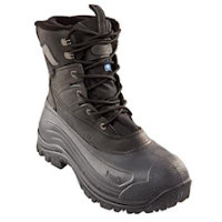 RW-113 Industrial strength boots with replaceable liners, Steel toe, ASTM/CSA, Waterproof