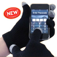 Gloves: PW-GL16 Touchscreen Knit Glove