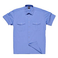 PW-S106 Stud Shirt Short Sleeves