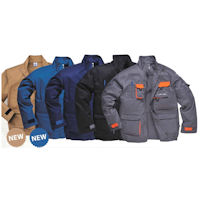 PW-TX10 Texo contrast jacket