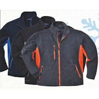 PW-TX40 Texo Heavy 2 tone Fleece
