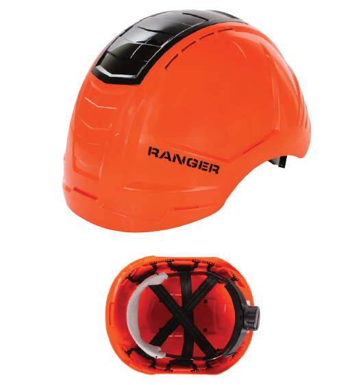 RANGER Quality helmets designed for specialist work
