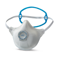 Smart Solo valved, available in 2 sizes, FFP1, FFP2, FFP3