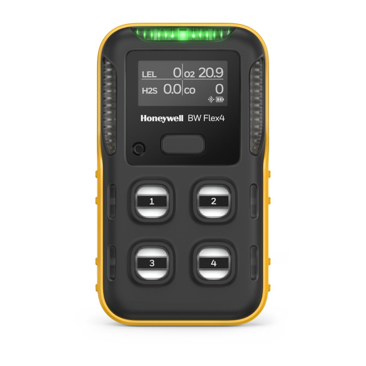 Multi Gas Monitor : BW Flex