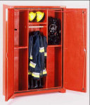 Firefighting Clothing and Equipment Cabinets : JO-JB17FE