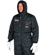 Iron Tuff ( For temperatures to -50F/-45C): RW-0381 Minus 50 Suit  (with hood), head to toe coverage, For temperatures to -50F/-45C