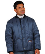 Cooler Wear (For temperatures to 0F/-17C): RW-0525 Cooler Jacket, Lightweight and extra warmth,  For temperatures to 0F/-17C